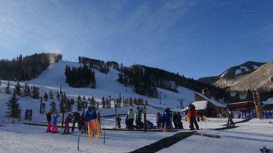 Borders Lodge:                   Beaver Creek Ski Resort