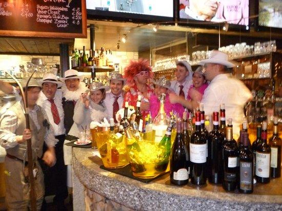 Bivio Hotel:                   Karneval 2012