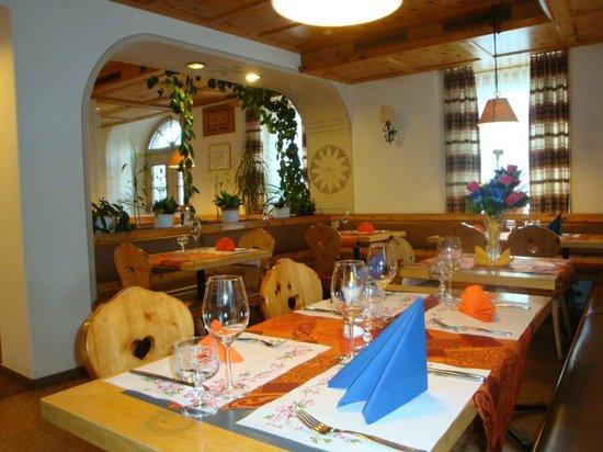Hotel Acla-Filli: Speiserestaurant/Café