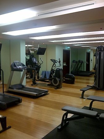 Good gym picture of radisson blu hotel jeddah jeddah tripadvisor
