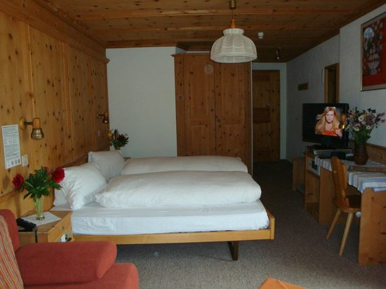 Hotel Acla-Filli: Arvendoppelzimmer