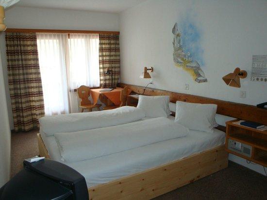 Hotel Acla-Filli: Doppelzimmer mit Balkon