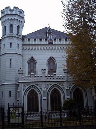 Grand Palace Hotel: Riga..palazzi