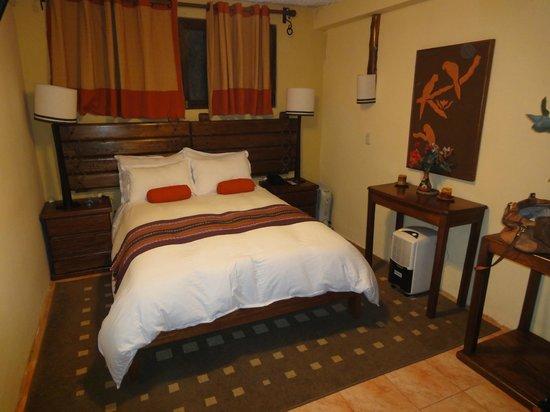 Hotel La Cabana Machu Picchu:                   Hotel Bedroom