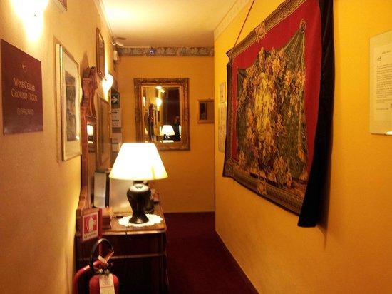 Hotel Ginori al Duomo - Italhotels Group: Corridoio