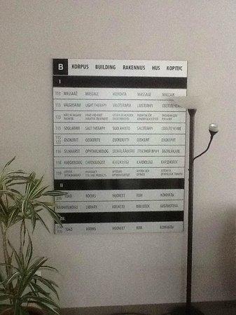 Viiking:                   Процедуры и кабинеты