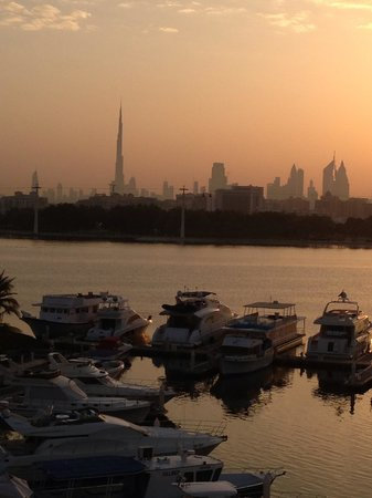 Park Hyatt Dubai:                   Sunset