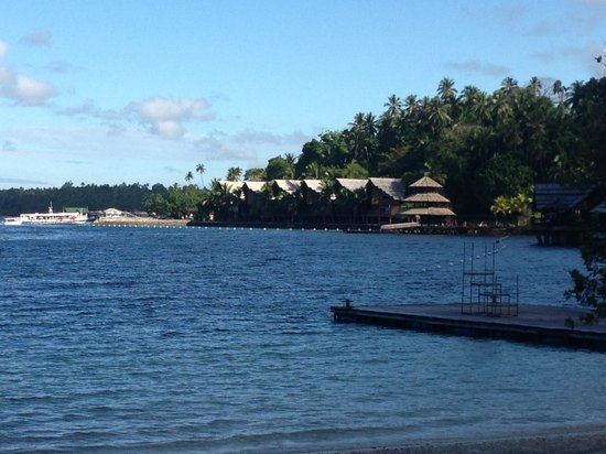 Pearl Farm Beach Resort: samal houses