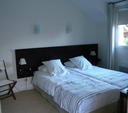 Logis Relais de Kergou: Un lit idéal pour un bon repos