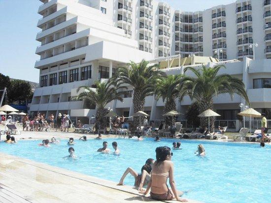 Blue Vista Hill Hotel:                   Vista Hill