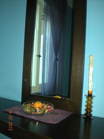 Sorrento Relais:                   Lo specchio
