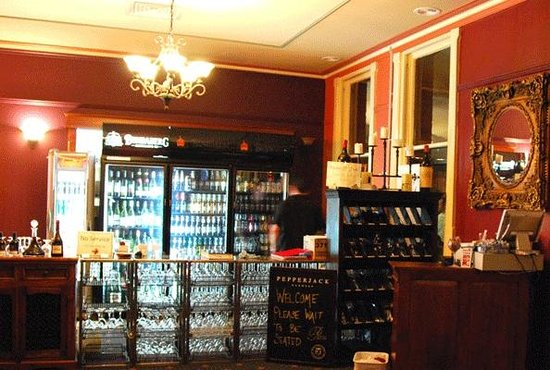 Enjoy our extensive wine list picture of balcony bar for Balcony bar and restaurant