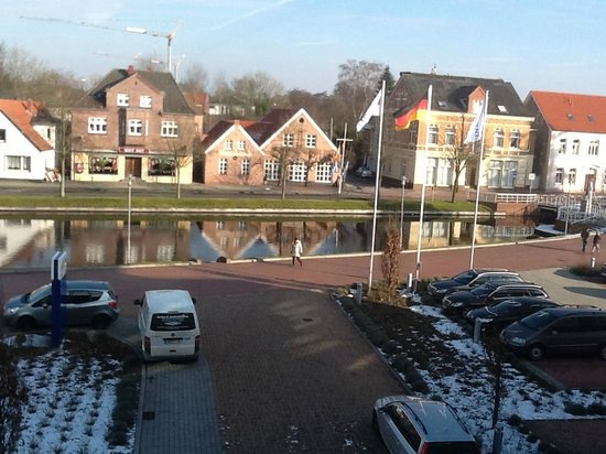 Park Inn by Radisson Papenburg: View from room
