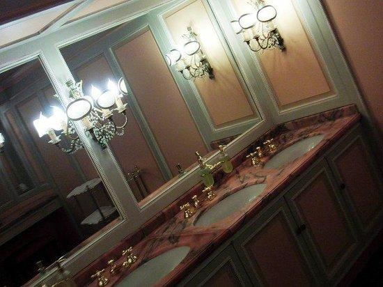 Villa d'Este: Salle de bains