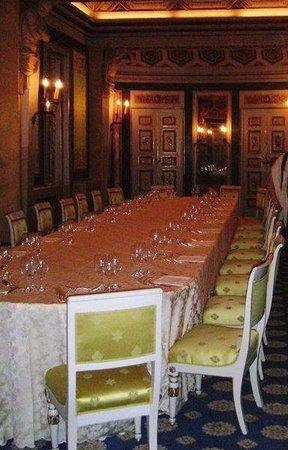 Villa d'Este: Salle Napoléon