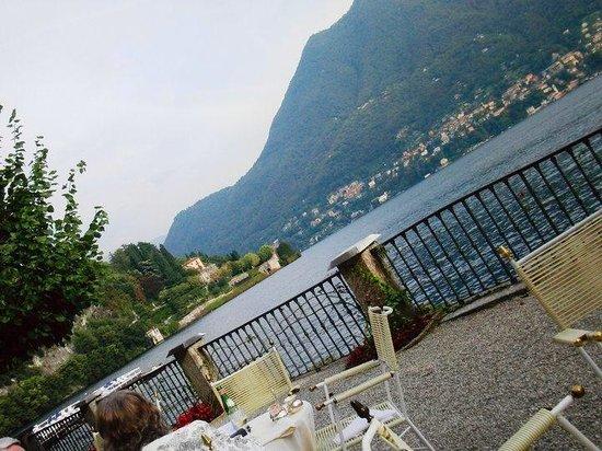 Villa d'Este: Terrasse