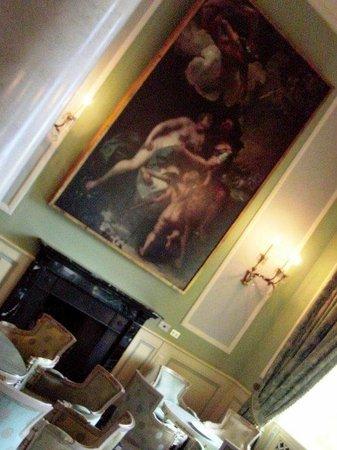 Villa d'Este: Petit salon