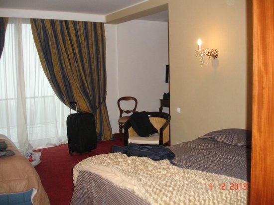 Grande Hotel-Bom Jesus:                   quarto