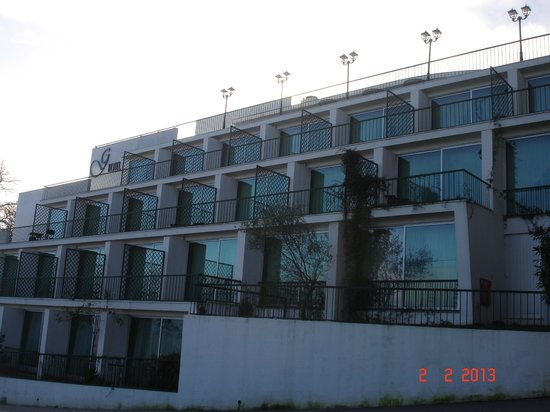 Grande Hotel-Bom Jesus:                   fachada do hotel
