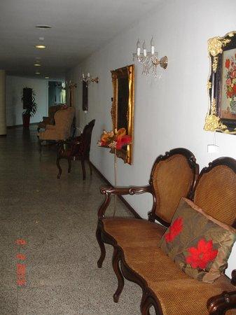 Grande Hotel-Bom Jesus:                   corredor