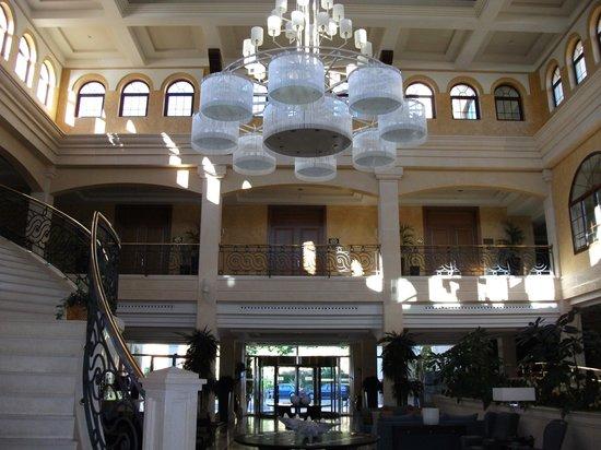 Vincci Hotel Envia Almeria Wellness & Golf:                   Recepción