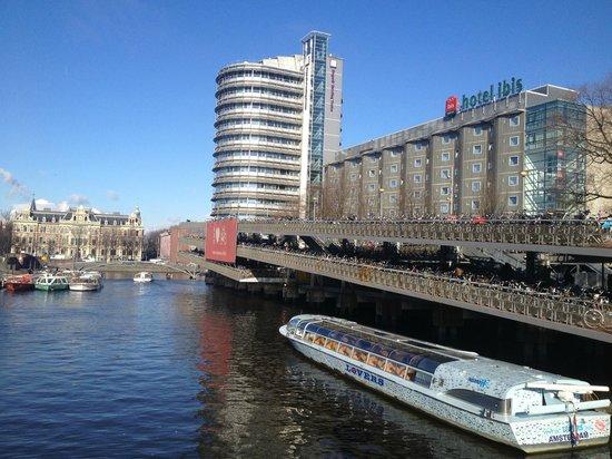 Ventana Foto Di Ibis Amsterdam Centre Amsterdam