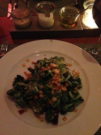 Tschebull :                   perfect salad