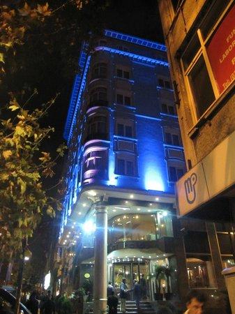 Hotel Bulvar Palas: fachada principal