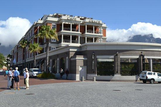 Cape Grace:                   Hotelansicht