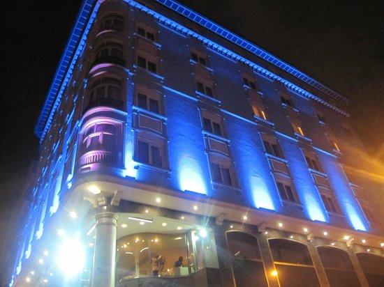 Hotel Bulvar Palas : fachada