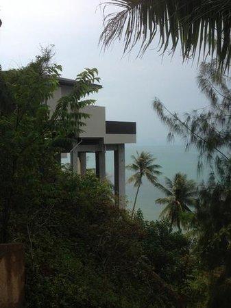 Conrad Koh Samui Resort & Spa: villa piloti