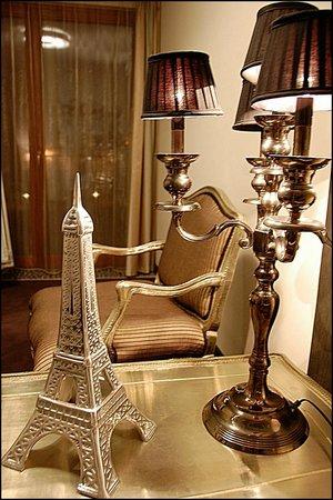 City Solei Boutique Hotel : Paris room