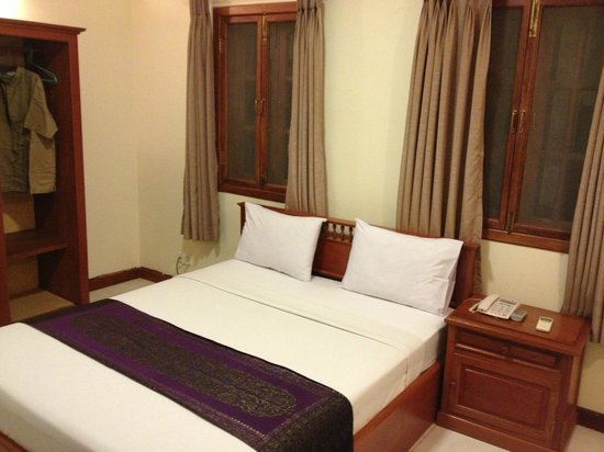 Malika d'Angkor Boutique Hotel : Double room