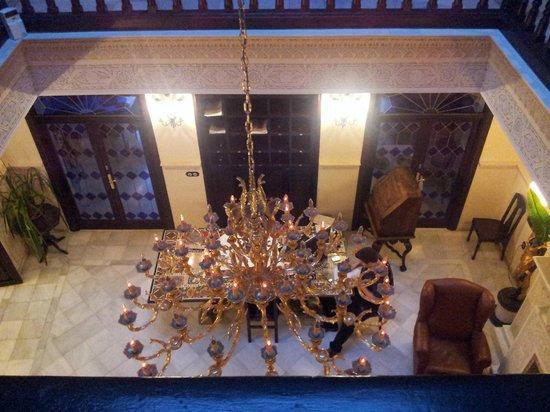 Hotel El Poeta de Ronda: la recepción