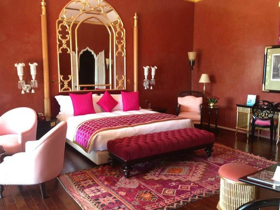 Sahara Palace Marrakech :                                     The Suite -Palace Atlas Room