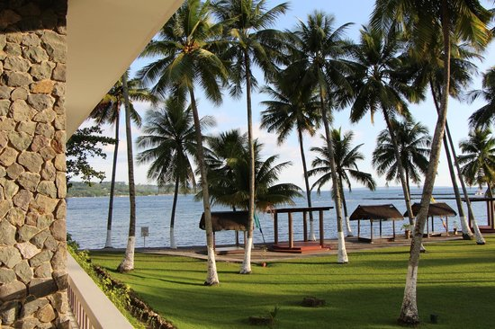 Waterfront Insular Hotel Davao:                   Aussicht vom Zimmer