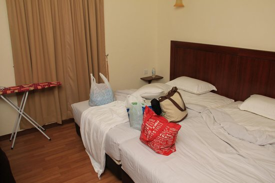 Bukit Gambang Resort City: Master bedroom