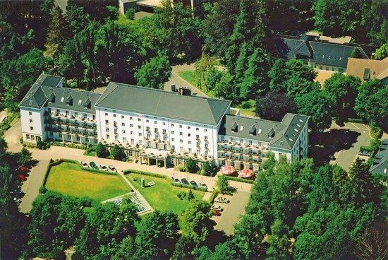 Ramada Hotel Friedrichroda:                   een plaatje uit de lucht
