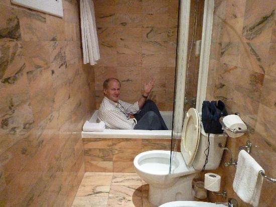 Grupotel Gravina:                   Μπάνιο δίκλινου