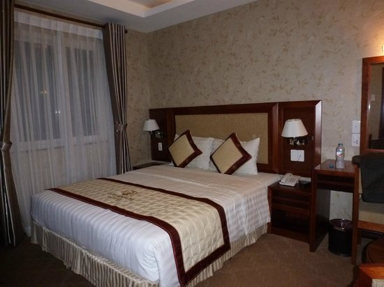 Golden Rose Hotel :                   La chambre
