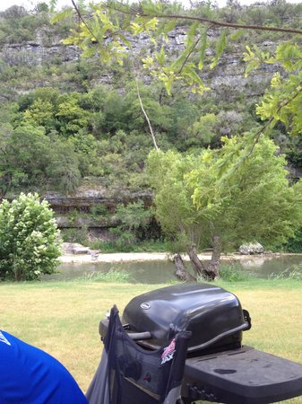 KL Ranch Camp Cliffside:                   pretty