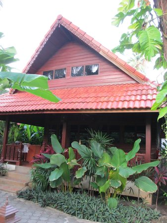 Smile House Resort:                   Our cottag3e