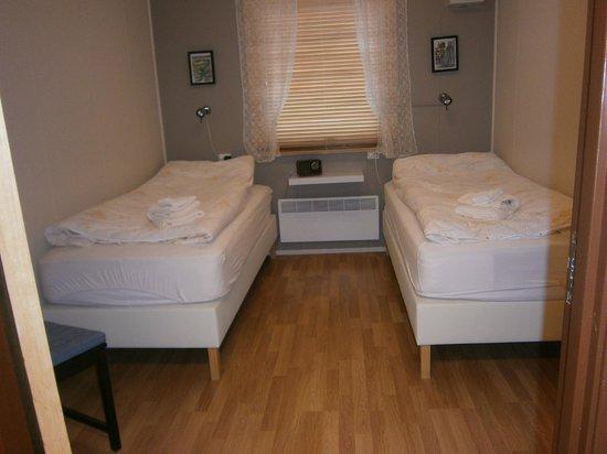 Sireksstadir Farm Holiday: Twin beds /guesthouse