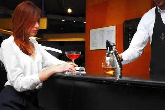 Perugia Park Hotel: Area Bar , aperta 24 h, zona wi.fi
