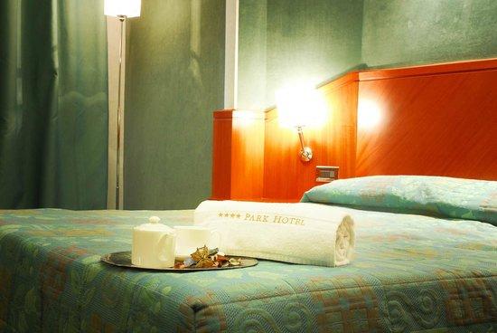 Perugia Park Hotel: De Luxe room