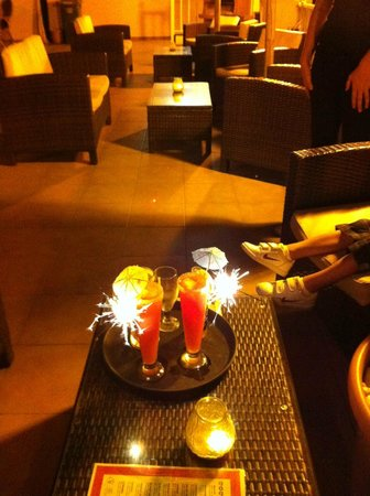 Sugar Restaurant and Bar:                   great kids cocktails