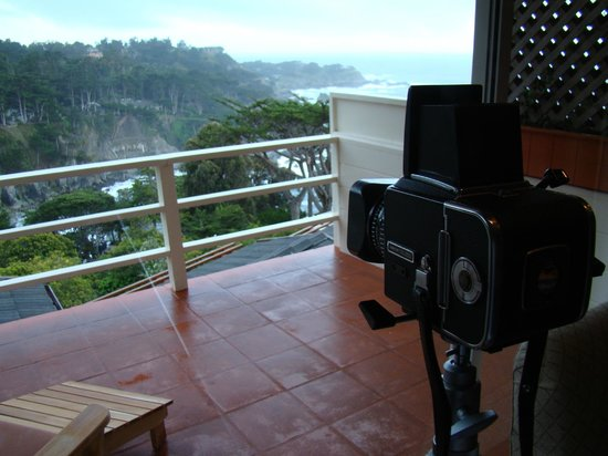Tickle Pink Inn :                                     Great for photography with a real film camera!