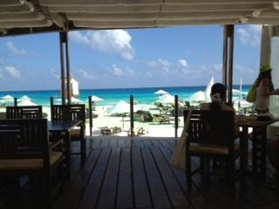 ME Cancun:                   from the Beach House