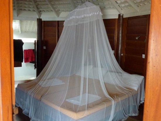 Rockside Cabanas Hotel:                   Schlafzimmer