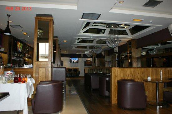 Westville Hotel:                   Bar Area/Dining Area
